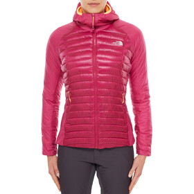 The North Face W's Verto Prima Hoodie Dramatic Plum